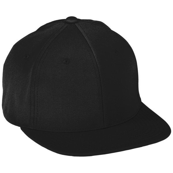 086e82a2b Youth FlexFit Flat Bill Cap The Branding Wearhouse