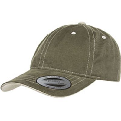 Brushed Twill with Transvisor Dad Hat Thumbnail