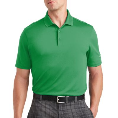 Golf Dri FIT Players Polo with Flat Knit Collar Thumbnail
