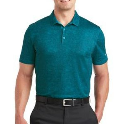 Golf Dri FIT Crosshatch Polo Thumbnail