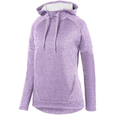 Ladies Zoe Tonal Heather Hoody Thumbnail