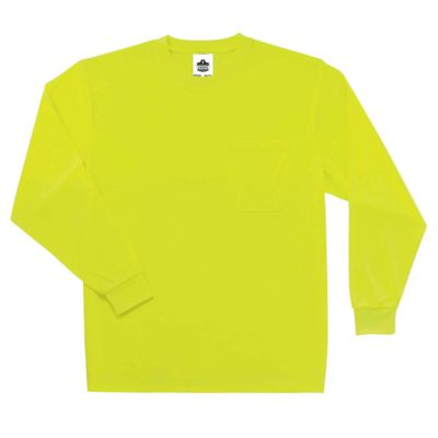 GloWear® 8091 Non-Certified Long Sleeve T-Shirt Thumbnail