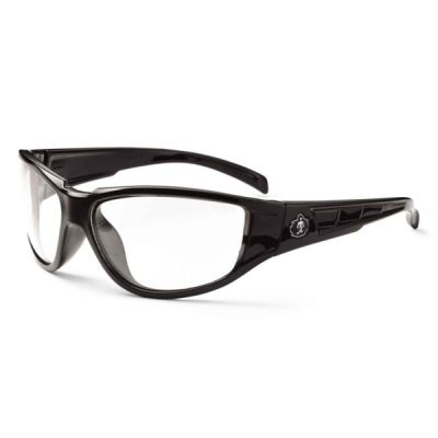 Skullerz® Njord Safety Glasses-Black Thumbnail