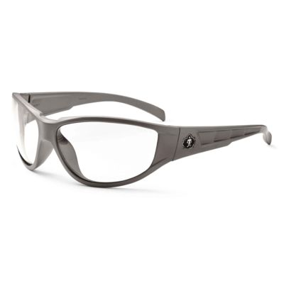 Skullerz® Njord Safety Glasses-Matte Gray Thumbnail