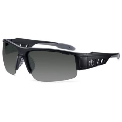 Skullerz® Dagr Safety Glasses Matte Black Frame Polarized Thumbnail