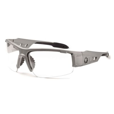 Skullerz® Dagr Safety Glasses Matte Gray Frame Thumbnail