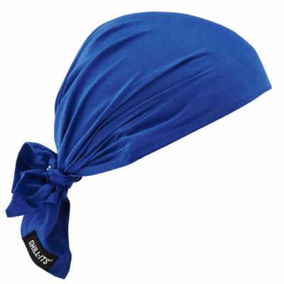 Chill-Its® 6710CT Evap. Cooling Triangle Hat w/Cooling Towel Thumbnail