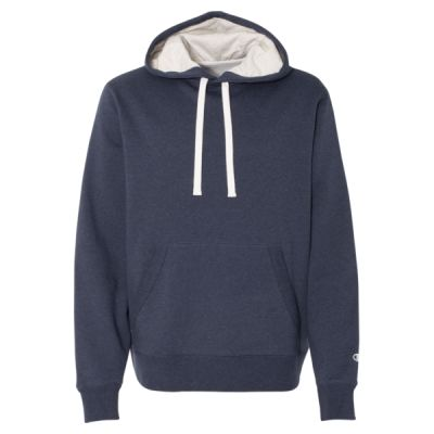 Authentic Originals Sueded Fleece Pullover Hood Thumbnail